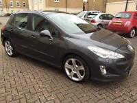 Peugeot 308 1.6 THP ( 175bhp ) GT - FULL SERVICE HISTORY, 1 FORMER KEEPER!!