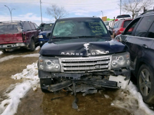 2008 Range Rover Land Rover, for parts only