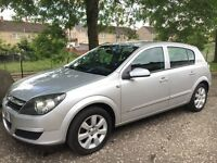 55 Reg Vauxhall Astra 1.4 CLUB (1 YEARS MOT)not focus 307 vectra mondeo fiesta corsa megane golf 407