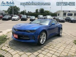 2016 Chevrolet Camaro LT w/2LT  - Certified - Cooled Seats