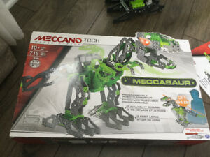 Dinosaure Meccano tech meccasaur