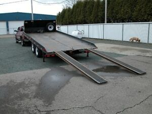 PLATE FORME TOWING