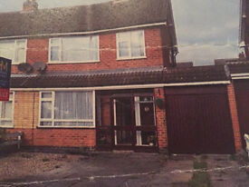 3 bed house to rent Blaby