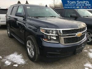 2018 Chevrolet Tahoe LT  MAX TRAILERING PKG/POWER LIFTGATE/REMOT