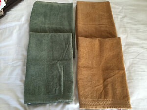 New! Plush hand towel