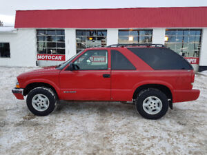 2000 Chevrolet Blazer LS * 4x4* Awesome condition*