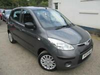2009 HYUNDAI I10 CLASSIC ONLY 15150 MILES FROM NEW HATCHBACK PETROL