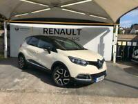 2016 Renault Captur RENAULT CAPTUR 0.9 TCE 90 Dynamique S Nav 5dr SUV Petrol Man