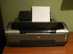 Epson Stylus R1800 Printer