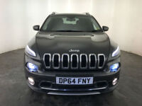 2014 64 JEEP CHEROKEE LIMITED M-JET DIESEL 1 OWNER FROM NEW FINANCE PX