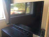 "Samsung 50"" smart led full hd tv (damaged)"
