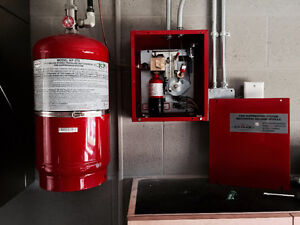 Fire Suppression System Install+Inspections+Sales Stratford Kitchener Area image 7