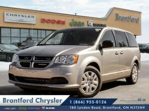 2019 Dodge Grand Caravan SXT  -  Uconnect -  Bluetooth