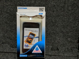 DiCAPac (WP-C1) Waterproof Case for iPhone 5/6, $15 CAD
