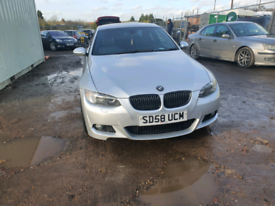 Bmw e92 335d m sport auto coupe 1 years mot Full bmw service history