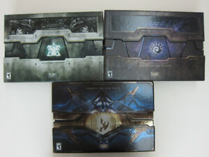 Starcraft collectors edition all sealed