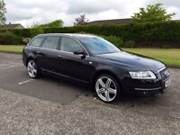 Audi A6 2.0 tdi Estate 56 Plate RS6 Alloys