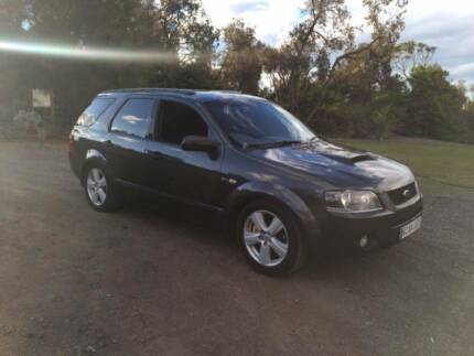 Swap 2006 Ford Territory Turbo