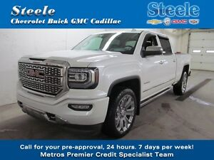 2017 GMC SIERRA 1500 Denali Ultimate One Owner Nearly New !!!