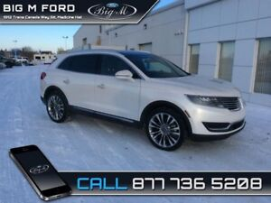 2016 Lincoln MKX Reserve  - Leather Seats -  Cooled Seats - $309
