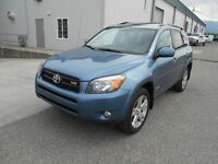 2007 Toyota Rav4  4WD Auto Excellent Condition HWY KMS