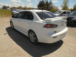 2013 Mitsubishi Lancer SE Peterborough Peterborough Area image 4