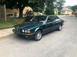 1992 BMW 735IL 160,000kms ONLY