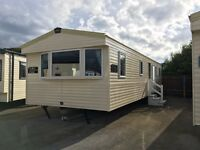 Brand new static caravan for sale.