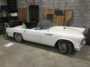 Classic 1955 T-Bird numbers matching extra parts