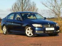 2010 BMW 3 Series 318d Exclusive Edition 4dr Saloon Diesel Manual