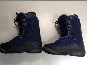 Ride men's snowboard boots, size 8.5 US, 41.5 EUR