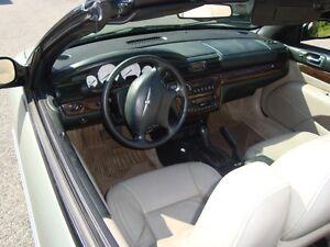 2005 Chrysler Sebring Cabriolet Gatineau Ottawa / Gatineau Area image 3