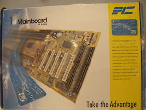 MainBoard 2.0 E-O036 -- It is still NEW