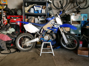 Yz 250 try your trade