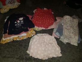 6-9mth Baby Girl Bundle