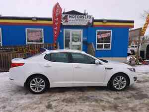 SOLD SOLD OPTIMA 2.O 4 CYLINDER TURBO NO ACCIDENT LOADED