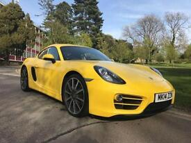 2014 Porsche Cayman 2.7 2dr PDK 2 door Coupe