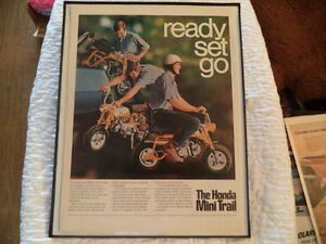 OLD  MOTORCYCLE ADS AND OTHERS Windsor Region Ontario image 4