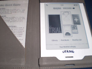Sony and KOBO e-book Readers