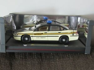 Diecast Tennessee State Trooper Police cruiser