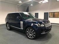 2015 15 Land Rover Range Rover 3.0 TDV6 Vogue AUTO FLRSH 38K PAN ROOF ELEC STEPS