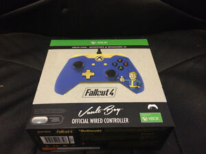 Fallout 4 Limited addition controller. New