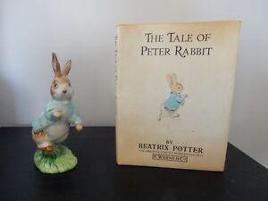 BEATRIX POTTER- PETER RABBIT