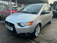 2010 Mitsubishi Colt 1.3 CZ2 5dr Auto**ONLY 27,000 MILES**ONE OWNER FROM NEW** H