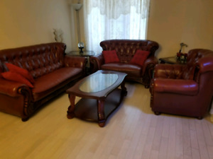 3 price sofa Leather