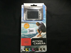 Brand New SEALED 1080P Action Camera         $75.00
