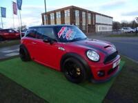 2011 MINI Hatch 1.6 Cooper S (Sport Chili) 3dr
