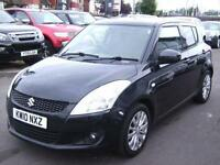 2010 Suzuki Swift 1.2 SZ4 5dr 5 door Hatchback