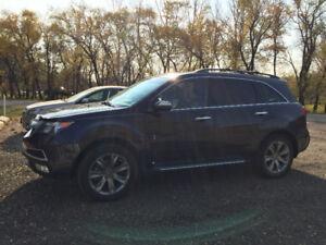 2013 Acura MDX Chrome SUV, Crossover