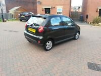 2008 08 CHEVROLET MATIZ 1.0 FLAIR A/C BLACK 5 DOOR